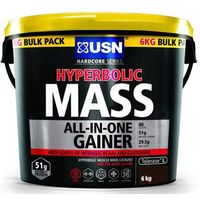 USN Hyperbolic Mass Gainer - 6kg