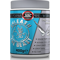 Unleash The Beast Pre-Workout - 400g (20 Servings)