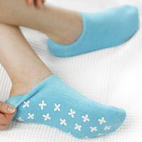 Gel Moisturising Bootee Socks