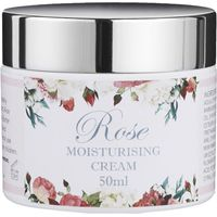 Rose Facial Moisturising Cream