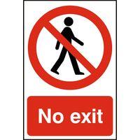Notice No Exit