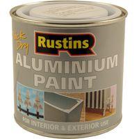 Quick Dry Aluminium Paint 250ml