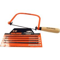 Worldwide Coping Saw Set