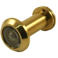 Non Tarnish Brass 180d Door Security Spy Hole