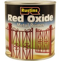 Red Oxide Metal Primer Paint 1 Ltr