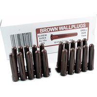 Brown Wall Plugs Sold In 100s