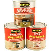 Polyurethane Gloss Varnish 500ml