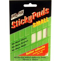 Packet of Double Sided Sticking Pads