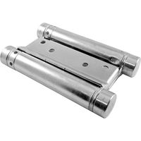Double Action Spring Door Hinges Zinc Plated In Pairs