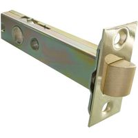 Heavy Duty Sprung Mortice Latch 150mm PB or SC