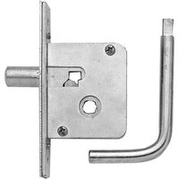 Mortice Budget Lock with Key