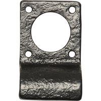 Black Antique Ironwork Door Pull 89x51mm 1485