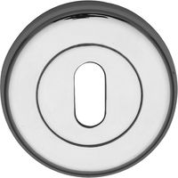 Sorrento SC0191 Chrome Concealed Keyhole Cover 53mm