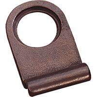 Traditionally Cast Bronze Door Pull