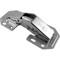 Zinc Plated Easy Line Hinge Sprung