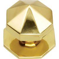Solid Brass Carousel Front Door Knob 67mm