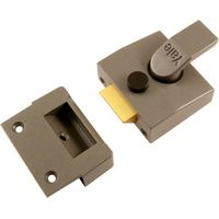 Small Style Double Locking Yale Front Door Lock 85