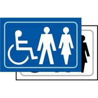 Touch Notice Disabled Male/Female