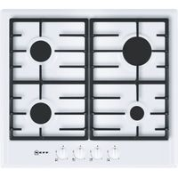 4242004117063 | Neff T22S36W0 4 Burner Gas Hob   White