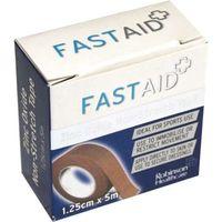 Fast Aid Zinc Oxide Non-Stretch Tape 1.25cm x 5m