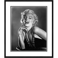 Getty Images Laughing Monroe Print 352592