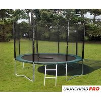 12ft LaunchPad trampoline