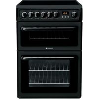 Hotpoint Newstyle HAE60KS Electric Cooker - Black
