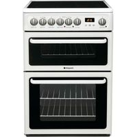 Hotpoint Newstyle HAE60PS Electric Cooker - White