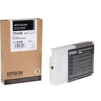 Epson T543800 Ink Cartridge, Matte Black