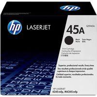 HP 45A Laserjet Printer Ink Toner Cartridge, Black