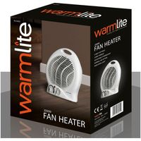2000W Upright Fan Heater