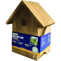 Multi Nest Bird Box - 4 bird boxes