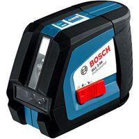 Bosch GLL 2-50 Cross Line Laser Level + BM1 Wall Mount