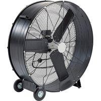"""Draper Expert High Velocity Drum Fan 36"""" 240v"""