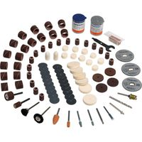 Dremel 150 Piece Accessory Set for Rotary Multi Tools
