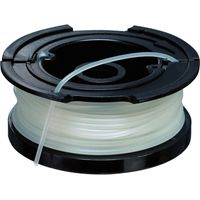 Black & Decker A6481 Replacement Spool & 10 Metre Line for Various GL, GLC, ST & STC Grass Trimmers