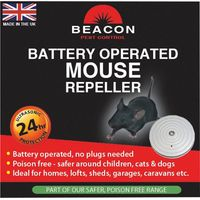 Beacon Ultrasonic Mouse Repeller