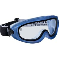 Bolle Atom ATOEDEPSI Clear Blue Dual Lens Safety Goggles
