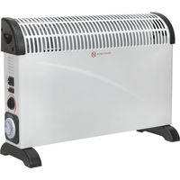Sealey CD2005TT Electric Convector Heater with Turbo Fan & Thermostat 2000w 240v