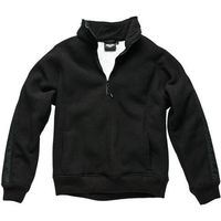 Dickies Mens Eisenhower Fleece Pullover Black 3XL