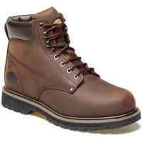 Dickies Mens Welton Boots Brown Size 12