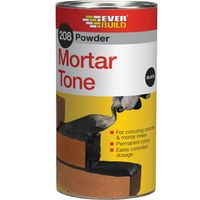 Everbuild Powder Mortar Tone Red 1kg