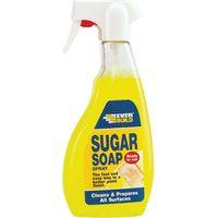 Everbuild Sugar Soap Spray 500ml