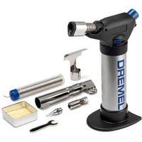 Dremel Versaflame Gas Blow Torch + 7 Accessories
