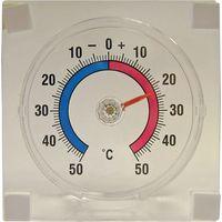 Faithfull Stick On Window Thermometer