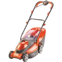 Flymo CHEVRON 37VC Rotary Lawnmower 370mm 240v