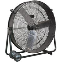 "Sealey Industrial High Velocity Floor Drum Fan 36"" 240v"