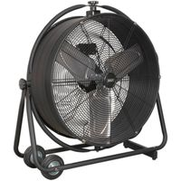 5051747752894 | Sealey Industrial High Velocity Drum Fan 24 quot  240v Store