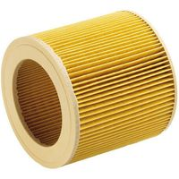 Karcher Cartridge Filter for A & WD Series Vacuum Cleaners