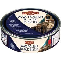 Liberon Bison Paste Wax Medium Oak 150ml